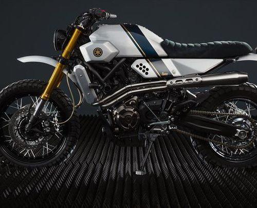Yamaha XSR700 Street Tracker – Bunker Custom Motorcycles