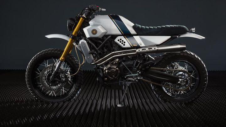 Yamaha XSR700 Street Tracker - Bunker Custom Motorcycles