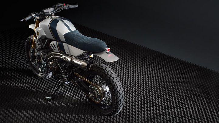 Yamaha XSR700 Street Tracker - Bunker Custom Motorcycles 3