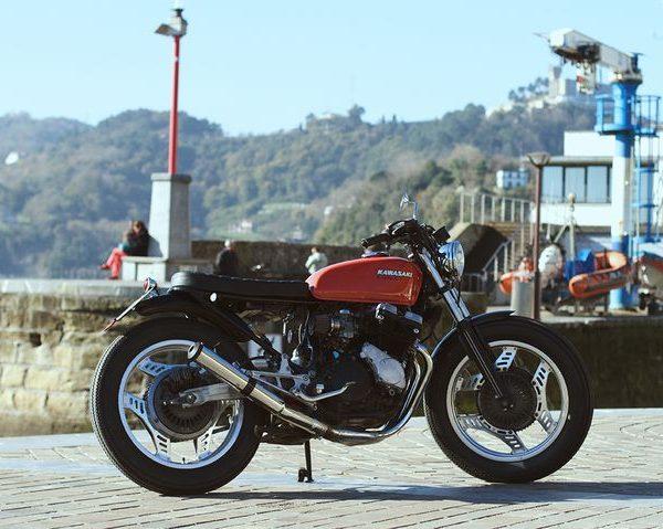 Honda CBX400 Brat Style – Cafe Racer SSpirit
