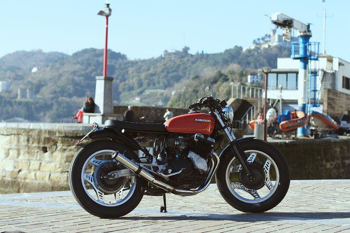 Honda CBX400 Brat Style - Cafe Racer SSpirit 1