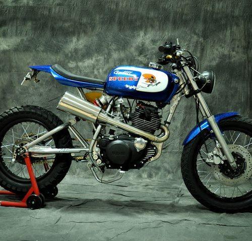 Yamaha SR250 Special Street Tracker – XTR Pepo