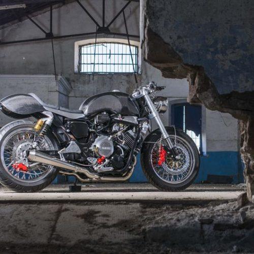 Yamaha Super Tenere XTZ 750 Cafe Racer - Kurosawa Garage 1