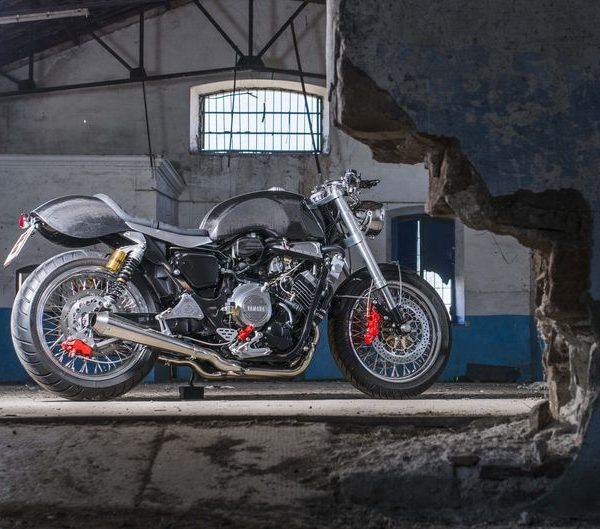 Yamaha Super Tenere XTZ 750 Cafe Racer – Kurosawa Garage
