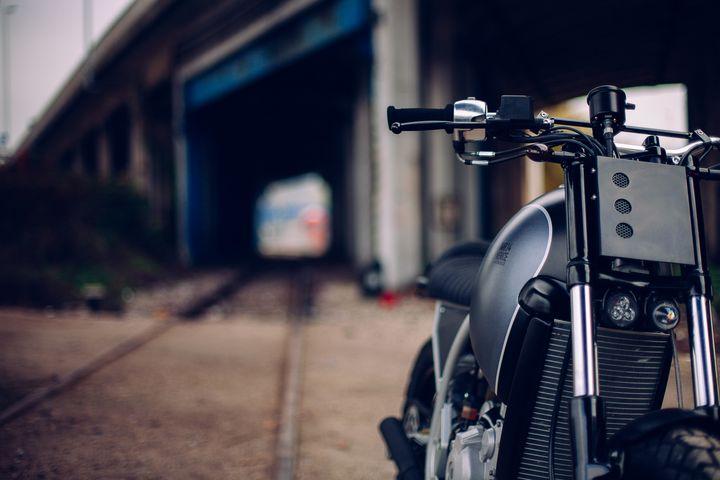 Aprilia Moto 6.5 Street Tracker - Imbarcadero14 Venice 2