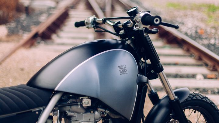 Aprilia Moto 6.5 Street Tracker - Imbarcadero14 Venice 3