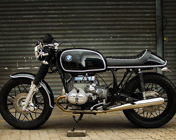 BMW R45 Cafe Racer ¿Qué puedes hacer?