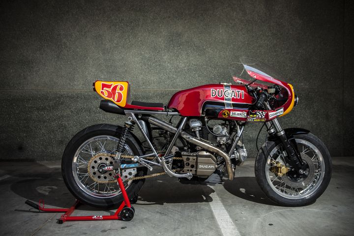 Ducati 860 GT Cafe Racer - XTR Perpo