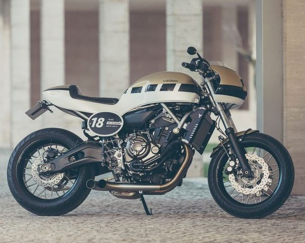 "Yamaha MT-07 ""CS_09 Stellar"" cafeteada por It roCkS!bikes"
