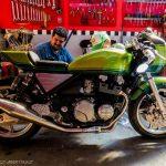 Kawasaki Zephyr 550 Cafe Racer by Dino Maltoni
