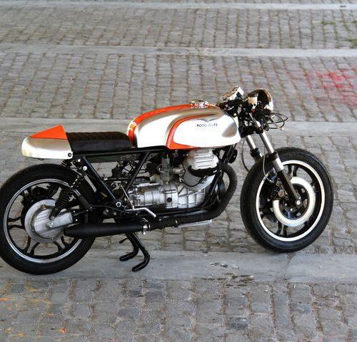 Moto Guzzi 850 T3 Cafe Racer