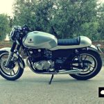 Suzuki GS450E Cafe Racer by Tartessos C&C