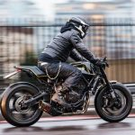 "Yamaha XSR700 Rough Crafts ""Corsa Scorcher"""