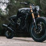 Yamaha Fazer Brat Style by Races Garage