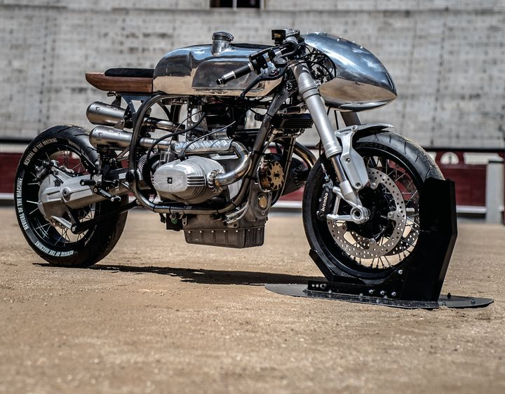 BMW R100RS Cafe Racer – Revival of The Machine by XTR Pepo