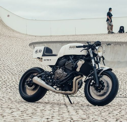 Yamaha XSR700 customizada por Cafe Racer SSpirit
