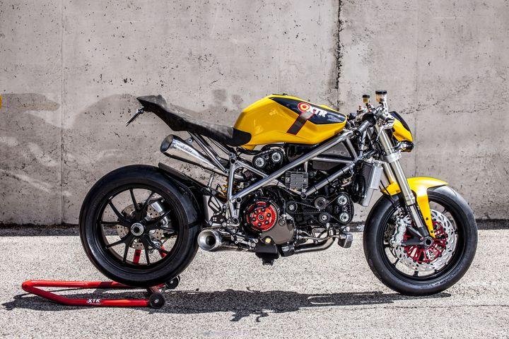 Ducati 848 Cafe Racer