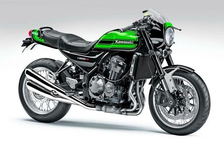 Kawasaki Z900RS Cafe Racer ¿Será posible?