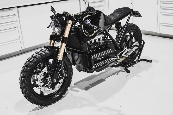 BMW K100RS Cafe Racer #34 by Bolt Motor Co