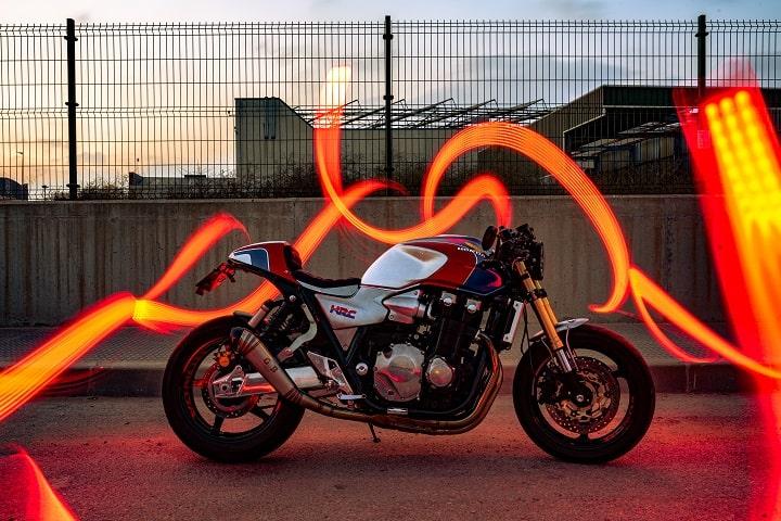 Honda CB1300 Cafe Racer Pasión