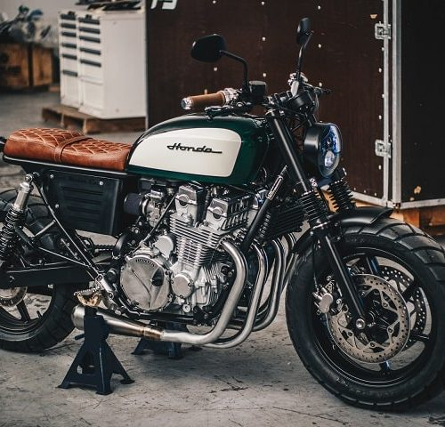 Honda CB750 Seven Fifty Cafe Racer