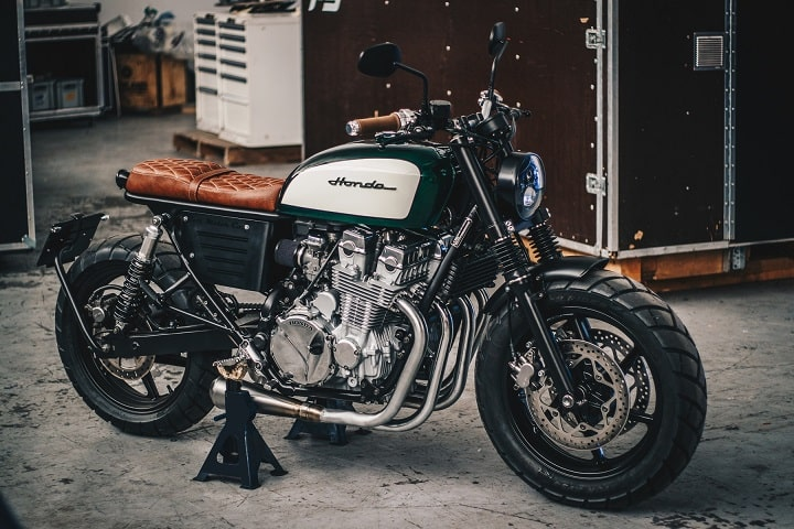 Honda CB750 Seven Fifty Cafe Racer #35 by Bolt Motor Co.